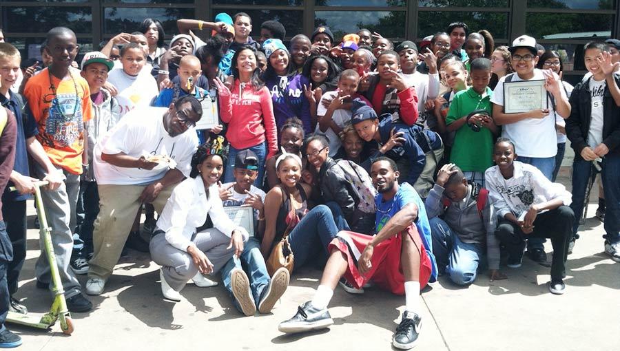 Rosewood Middle School ~ Degrees llc